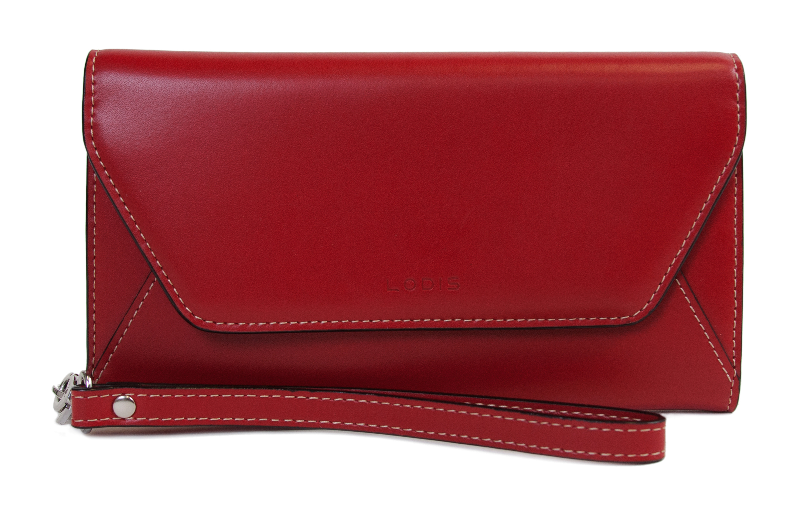 Lodis AUDREY TIFF PHONE WALLET Red