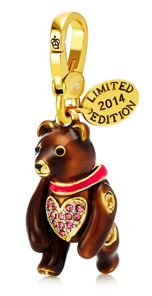 Juicy Couture Jewelry LIMITED EDITION TEDDY BEAR CHARM
