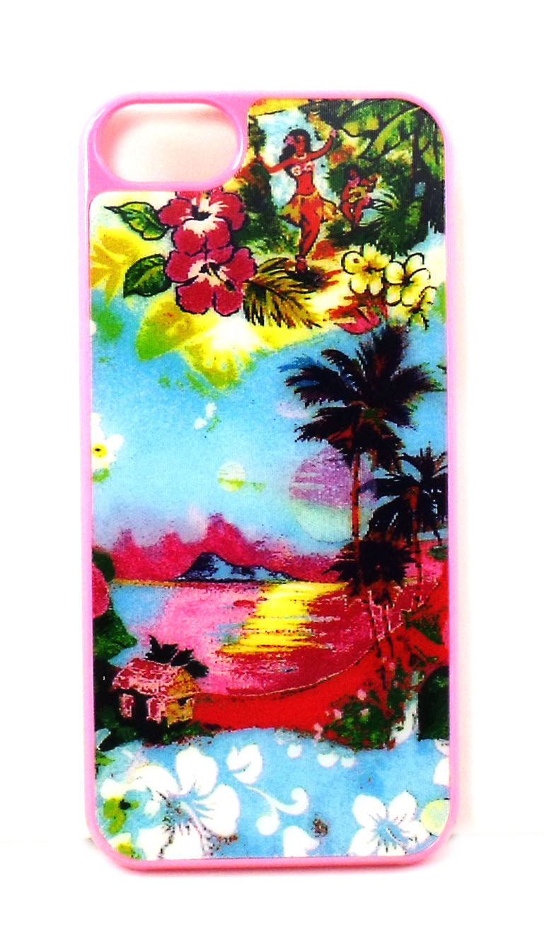 Juicy Couture IPhone 5 Sunset Holographic iPhone 5 Case